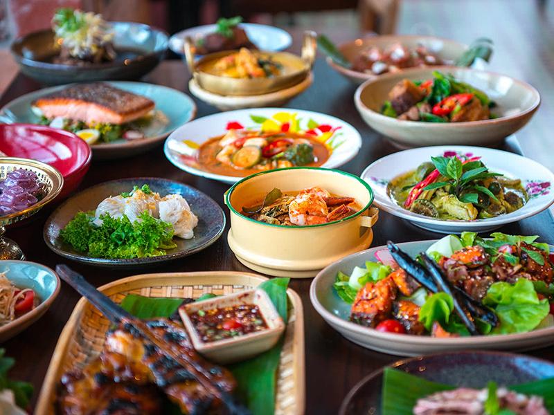La cuisine thaïe s'invite à votre table !