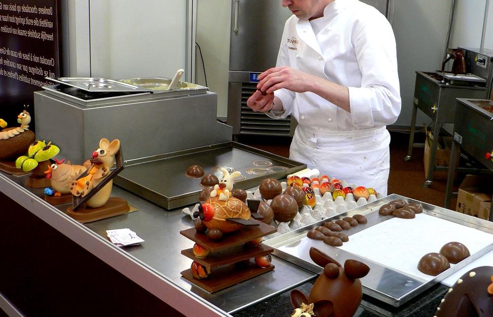 Les différents types de matériels utilisés par les chocolatiers professionnels