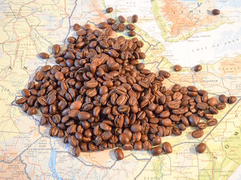 Quels sont les pays producteurs de café ?